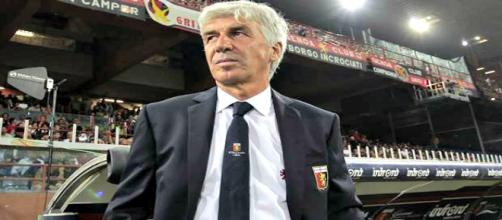 Giampiero Gasperini, allenatore del Genoa