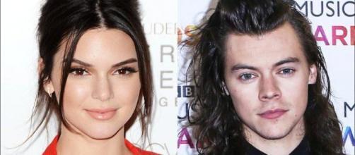 Harry Styles está entusiasmado com Kendall Jenner