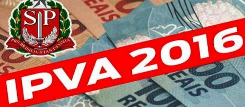 IPVA 2016 parcelamento e vencimento
