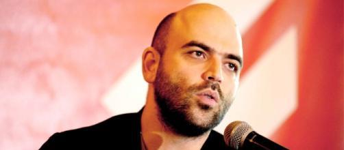 Lo scrittore napoletano, Roberto Saviano