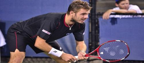 Wawrinka/ Photo:Steven Pisano, Flickr, CC BY 2.0