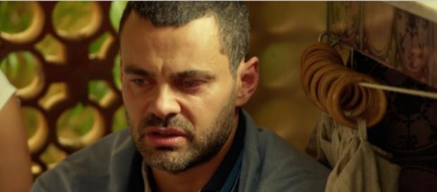 César em A Regra do Jogo - Reprodução: TV Globo