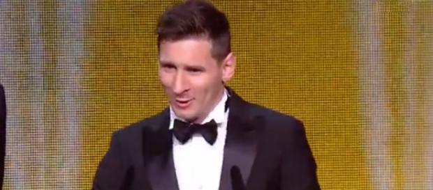 Lionel Messi a câștigat al cincilea Balon de Aur