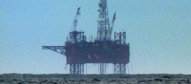 Platforma wydobywcza Lotosu Petrobaltic