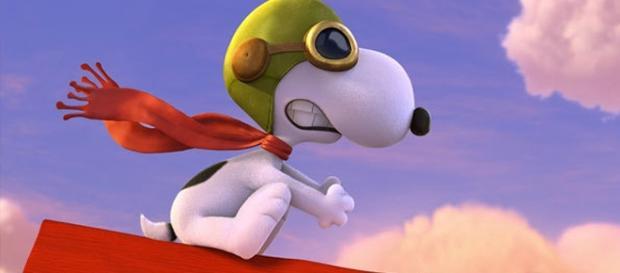 Snoopy na aventura mais aguardada dos cinemas