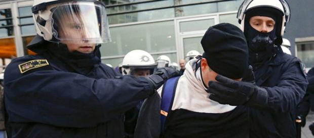 Suspect reținut de poliția germană