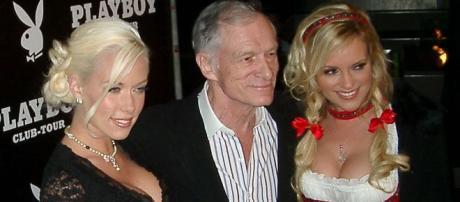 Hefner part of mansion package (Wikimedia)