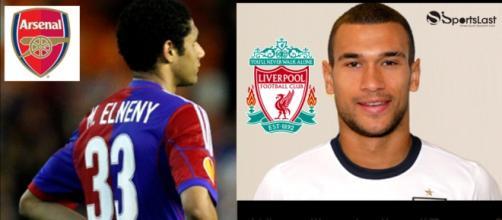 Arsenal to unveil Elneny - Liverpool loan Caulker