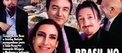 Capa da revista Caras é criticada