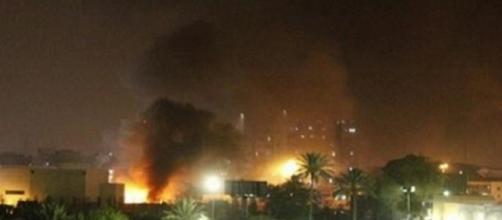 Giornata di vendetta e devastazione a Baghdad