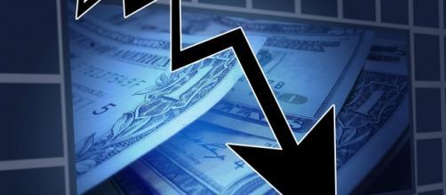 La economía mundial se desploma