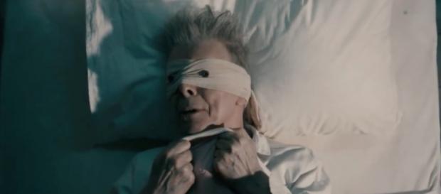 Del video ´Lazarus´, lanzado el 7 de enero.