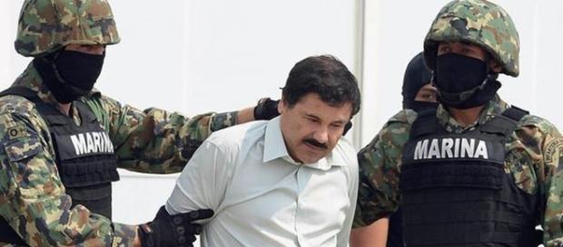 El Chapo fue detenido el viernes.