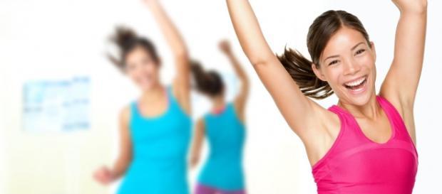 Este año, haz ejercicio y siéntete sana
