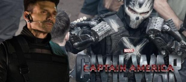 Grillo augura un buen futuro para Evans en Marvel
