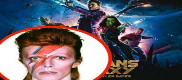 Guardianes de la Galaxia homenajeará a David Bowie