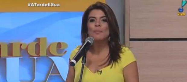 "Mara Maravilha conta os segredos da ""Fazenda 8"""