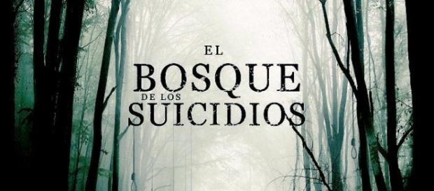 Portada de la Película El Bosque de los Suicidios.