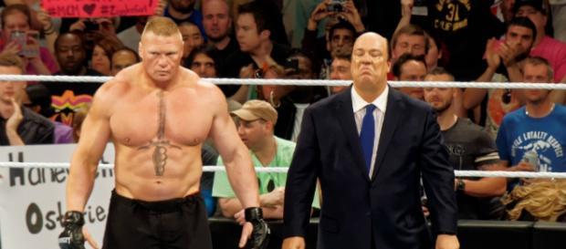 WWE's Brock Lesnar [via flickr.com/miguel_discart]