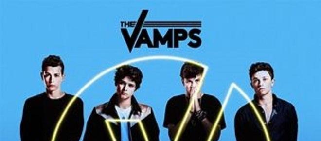 Nowa płyta brytyjskiego zespołu 'The Vamps' - 'Wake Up' - podbija serca słuchaczy