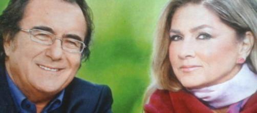 Albano e Romina mai stati così vicini in TV
