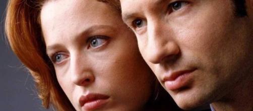 David Duchovny y Gillian Anderson, 'Expediente X'