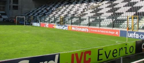 Estádio do Bessa de regresso aos grandes jogos.