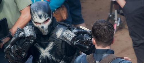 Frank Grillo volverá como Crossbones a 'Civil War'
