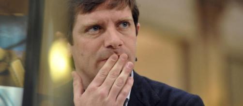 Il leader di Possibile Giuseppe Civati.