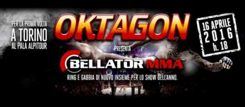Oktagon: Bellator MMA, Torino 2016