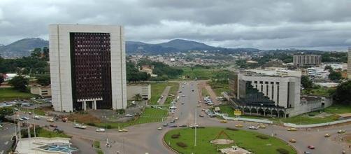 Yaoundé, la capital de Camerún