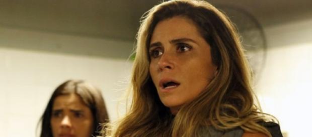 Atena enfrenta suas vítimas após armação de Romero