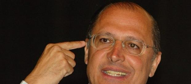 "Governador paulista condenou o ""vandalismo"""