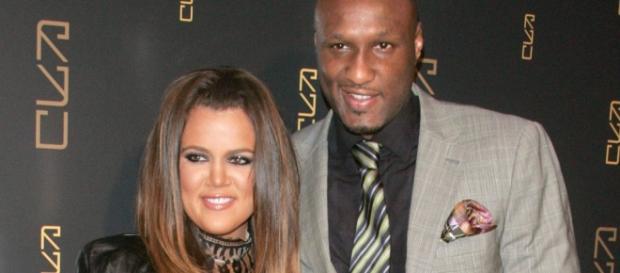 Khloe e Lamar se casaram em Setembro de 2009.
