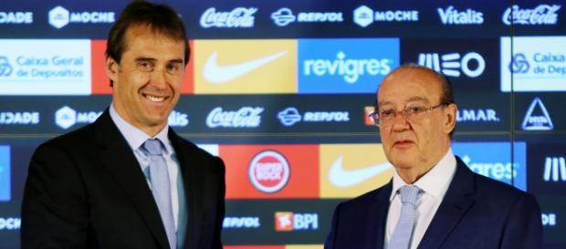 Lopetegui está dificultando a vida ao FC Porto