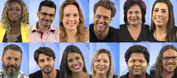 Participantes do BBB16. Foto: Divulgação.