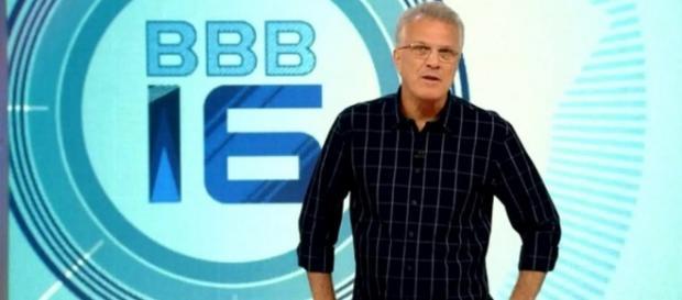 Pedro Bial comanda mais uma edição do BBB