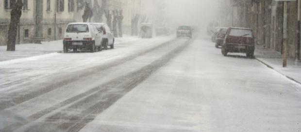 Si attende molto freddo sul Salento.