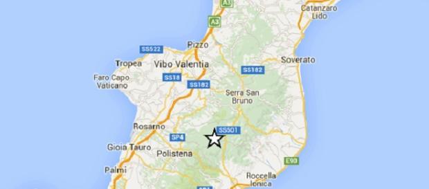 Tre terremoti registrati in Calabria