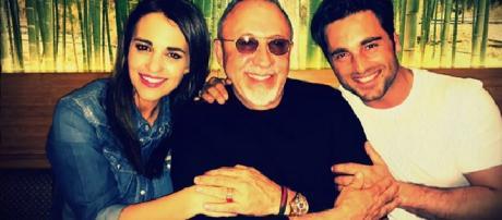 David Bustamante y Paula Echevarría visitan Miami