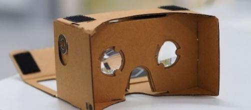 Carboard, il visore Google per la realtà virtuale