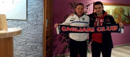 Gianpietro Piovani pedrogol ex calciatore Cagliari