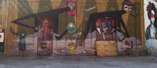 Imagen cedida por Street Art Project Madid.