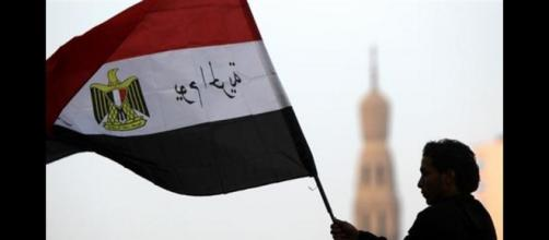 La bandiera egiziana tra le economie emergenti