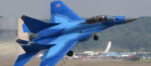 O novo MiG-41 substituirá o MiG-31 na Rússia