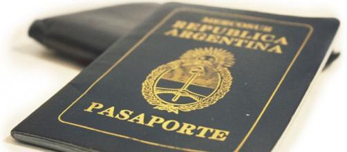 Pasaporte de la República Argentina