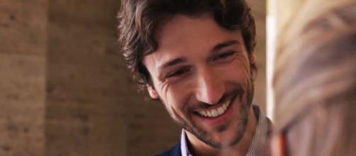"""Riccardo Leonelli nel film """"Young Europe"""""""