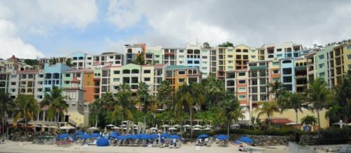 The US Virgin Islands (Wikipedia)