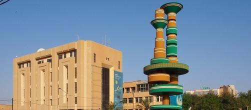 Uagadugú, capital de Burkina Faso.
