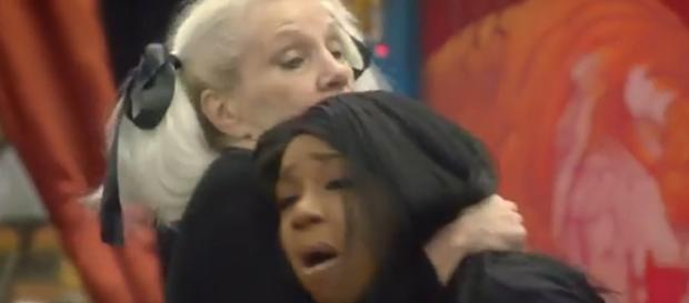 Angela Bowie en Big Brother Celebrity UK
